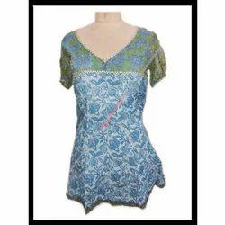 Block Printed Garments