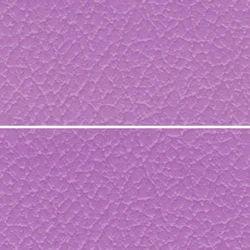 Violet Seat PVC Leather Cloth