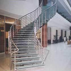 Staircase of Steel