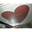 Heart Pvc Ceiling Design