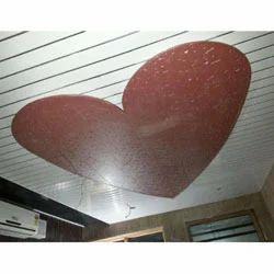 Heart PVC Ceiling Design