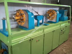Horizontal Glass Yarn Covering Machine