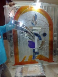 Decorative Color Fusion Glass