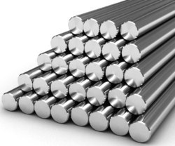 Essar Stainless Steel Round Bar, Size: 3 to 200 mm