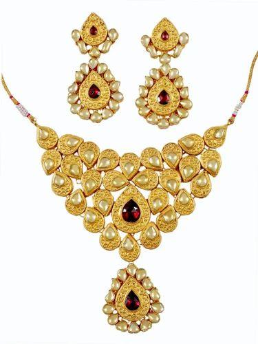 Kundan Bridal Jewellery Sets Antique Bridal Jewellery
