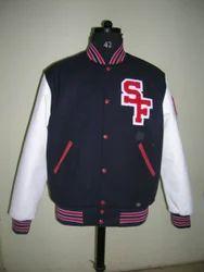 Classic Letterman Jacket