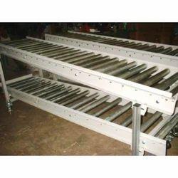 Gravity Roller Conveyors