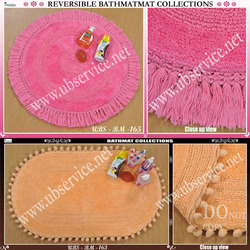Reversible Bathmat Collection