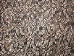 Noil/Matka Jacquard Silk Fabrics