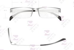 SP 006 Metal Optical Frames