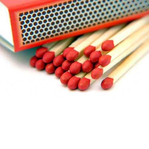 Wooden Matches at Rs 463.89/carton(s)   Match Boxes   ID: 6487359012