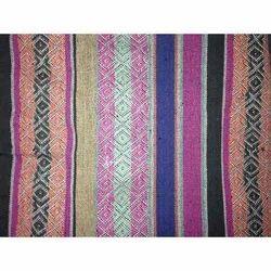 Colorful Acrylic Jacquard Fabric