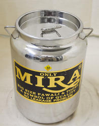 Steel Oil Pot
