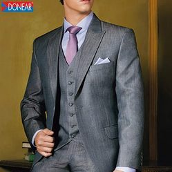 3 Piece Suits with Waistcoats