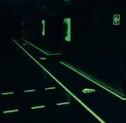 Photo Luminescent Coating