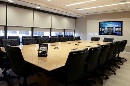Audio Visual and Video Conferencing Video Conference Room Design