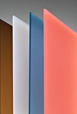 Exporter of Cast Acrylic Sheet & Plastic Sheets by Choudhary