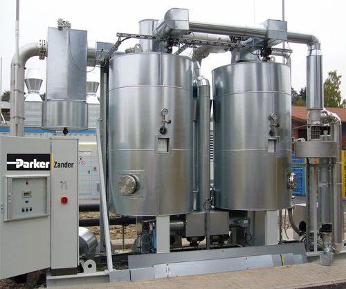 Parker Black & White Biogas Dryer
