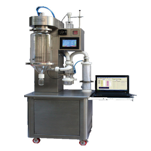 Touch Screen Spray Dryer Model SPD-P-111