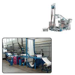 Tensionless Slitting Machine for Textile Industry