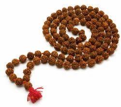 Rudraksha Mala(Natural)