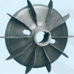 Plastic Fans Suitable For Siemens 180 Frame Size