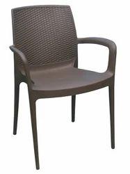 Plastic Texas Designer Chair, Back Style: Cushion