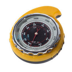 Altimeter With Barometer