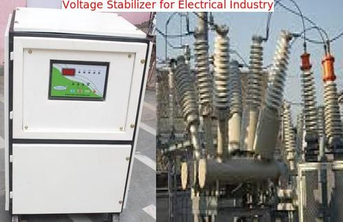 Voltage Stabilizer for Electrical Industry