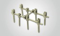Pedicle Screw And Rod System