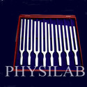 Physilab Stainless Steel Tuning Fork Set (Steel Chrome Plated), Packaging Type: Box Packing, For Laboratory