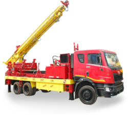 Truck Mounted Hydraulic Rotary Pile Drilling Rig