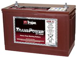 Golfcart Trojan Batteries