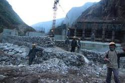 Hydro Projects Construction Work