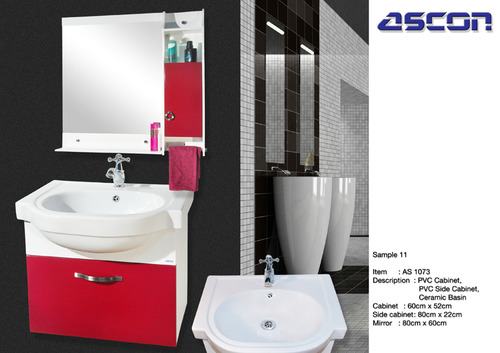 wall mounted vanity cabinets - Bathroom Cabinets Kolkata