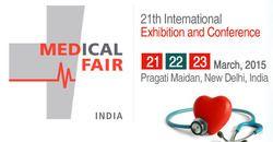 Medical Fair India 2015