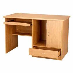 Wooden Computer Table, लकड़ी का कंप्यूटर ...
