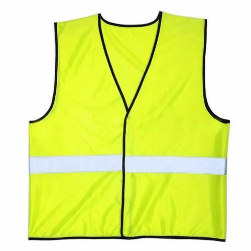 Reflective Vest Safety Sign