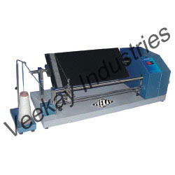 Motorized Yarn Evenness Tester