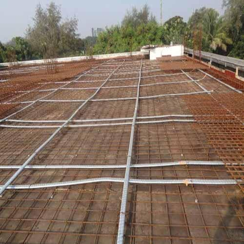 Post Tensioning Slab - View Specifications & Details of Post