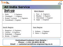 All India Service Setup