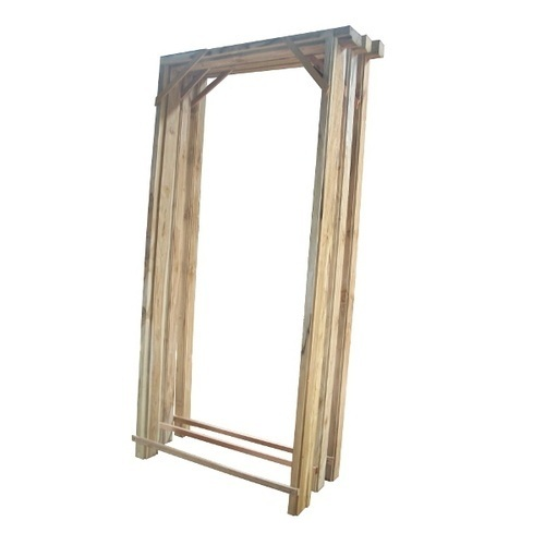 Standard Size Of Wooden Door Frame : Door Frames - Teak Wood Door Frames Manufacturer from Hyderabad
