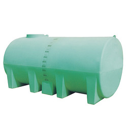 Horizontal Water Storage Tank