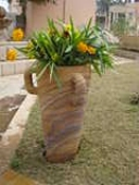 Rainbow Sandstone Planter