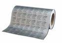 Blister Foil printing