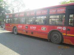 Ahmedabad Bus Branding - Bus Advertising