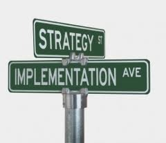 Implement The Appropriate Strategies