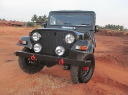 Army Disposed Jeep Modification Services