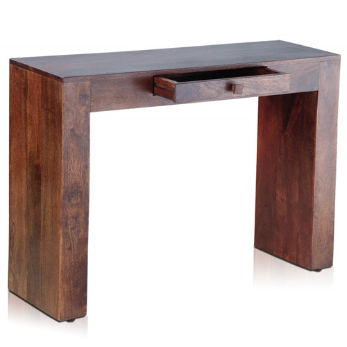 Astounding Bombay Solid Wood Console Table With One Drawer Mynesthome Lamtechconsult Wood Chair Design Ideas Lamtechconsultcom
