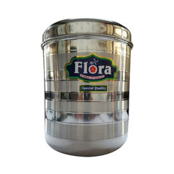 SS Large Kitchen Canister